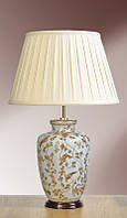 Настольная лампа Gold Birds & Berries Blue