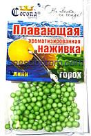 Пенопластовая наживка Corona, Горох, mini, (4-6мм)