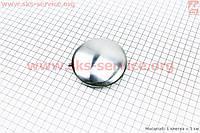 Крышка головки цилиндра, где звезда распредвала (круглая) 125сс