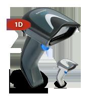 Беспроводной сканер штрих-кода Datalogic Gryphon I GD4100 (USB)