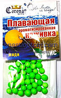 Шарики из пенопласта Corona, Микс, midi, (6-8мм)