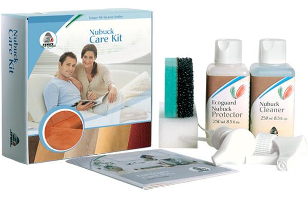 Nubuck Care Kit — набір для догляду за шкірою типу нубук
