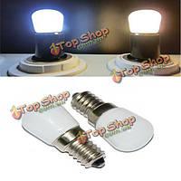 Е14 LED Лампа 2W белый/теплый белый свет водить 100lm холодильник переменного тока 220-240В