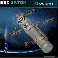 Olight ю30 ти Cree XML2в1000лм пескоструйной обработки LED фонарик