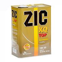 Моторное масло ZIC XQ TOP 5W-30 1л