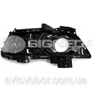 Решетка переднего бампера правая Ford Mondeo 13-- PFD99157(K)AR DS7Z17B814AA