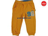 Стильные спортивные  штаны для детей 6-9-12-18  мес.код203935