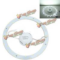LED 18W круглый потолочный светильник с трансформатором 220В Чип и магнит
