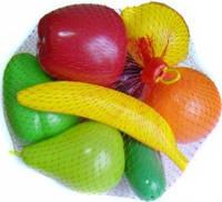 Игровой набор Фрукты-овощи Орион 8 предметов