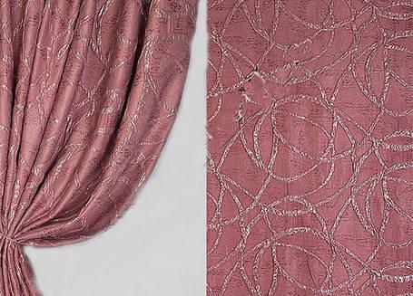 """Ткань портьерная """"Респект"""" пастэльный розовый, фото 2"""