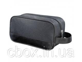 85ab0f1b6075 Косметичка мужская черная дорожная с ручкой вместительная, несессер -  «Cosmetics Box» интернет-
