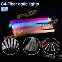 G4 1.5w LED оптическое волокно декоративное освещение лампы 70-90lm DC 12V