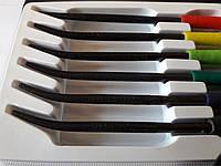 Комплект из 6 шт. твердомеров металлов (тарированные напильники), фото 1