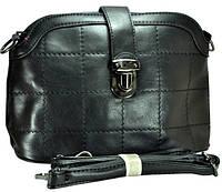 Арт 8133-1 Клатч-сумка черный 28х17,5х11см