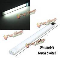 21см 2W белый светорегулятор сенсорный выключатель 30 SMD 2835 светодиодные USB для жесткой полосы света