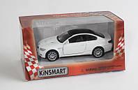 Машина металл kinsmart kt5348w (964) bmw m3 coupe, в коробке 16*8*7,5см