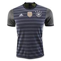 Футбольная форма Cб. Германия ЧЕ 2016 выездная