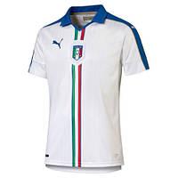Футбольная форма Cб. Италия ЧЕ 2016 выездная