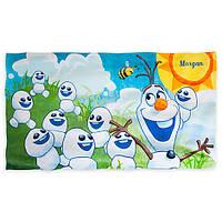 Пляжное полотенце Олаф - Olaf Beach Towel Оригинал DisneyStore