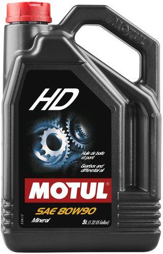 Масло  MOTUL HD 80W-90 5л (317506)