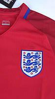 Футбольная форма Cб. Англии ЧЕ 2016
