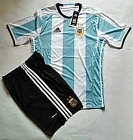 Футбольная форма Cб. Аргентина 2016