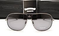 Мужские солнцезащитные очки Chrome Hearts mik серый цвет, фото 1