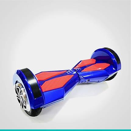 Гироскутер Smartway Lambo Led+Music Blue/Red, фото 2