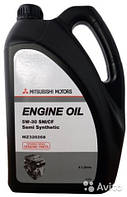 MITSUBISHI Engine Oil 5W-30 Моторное масло 4л