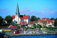 Польша-Дания. Автомобиль
