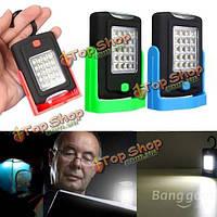 Портативный LED рабочий фонарик лампы магнитные висит открытый кемпинг свет