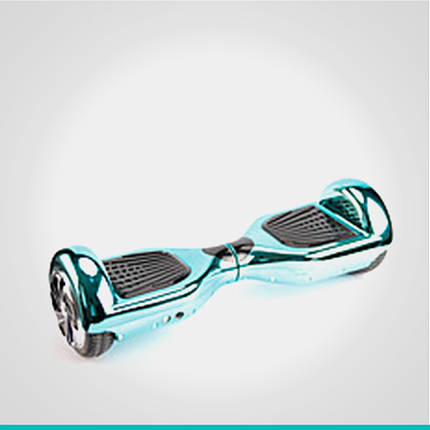 Гироскутер Smartway Balance U3 Turquoise, фото 2