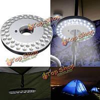 Яркий 48 LED открытый пешие прогулки кемпинг зонтик двор Лампа ночник