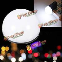 Портативный мини-USB LED светильник передвижной фонарик для чтения ночью свет
