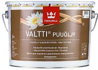 Масло для дерева Valtti Tikkurila Валтти, 9л. Доставка НП бесплатно.