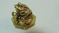 Статуэтка Денежная лягушка размер 6*6*6