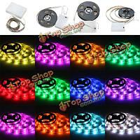 RGB LED полосы света с коробкой батареи водонепроницаемый ремесло хобби света 50-200см