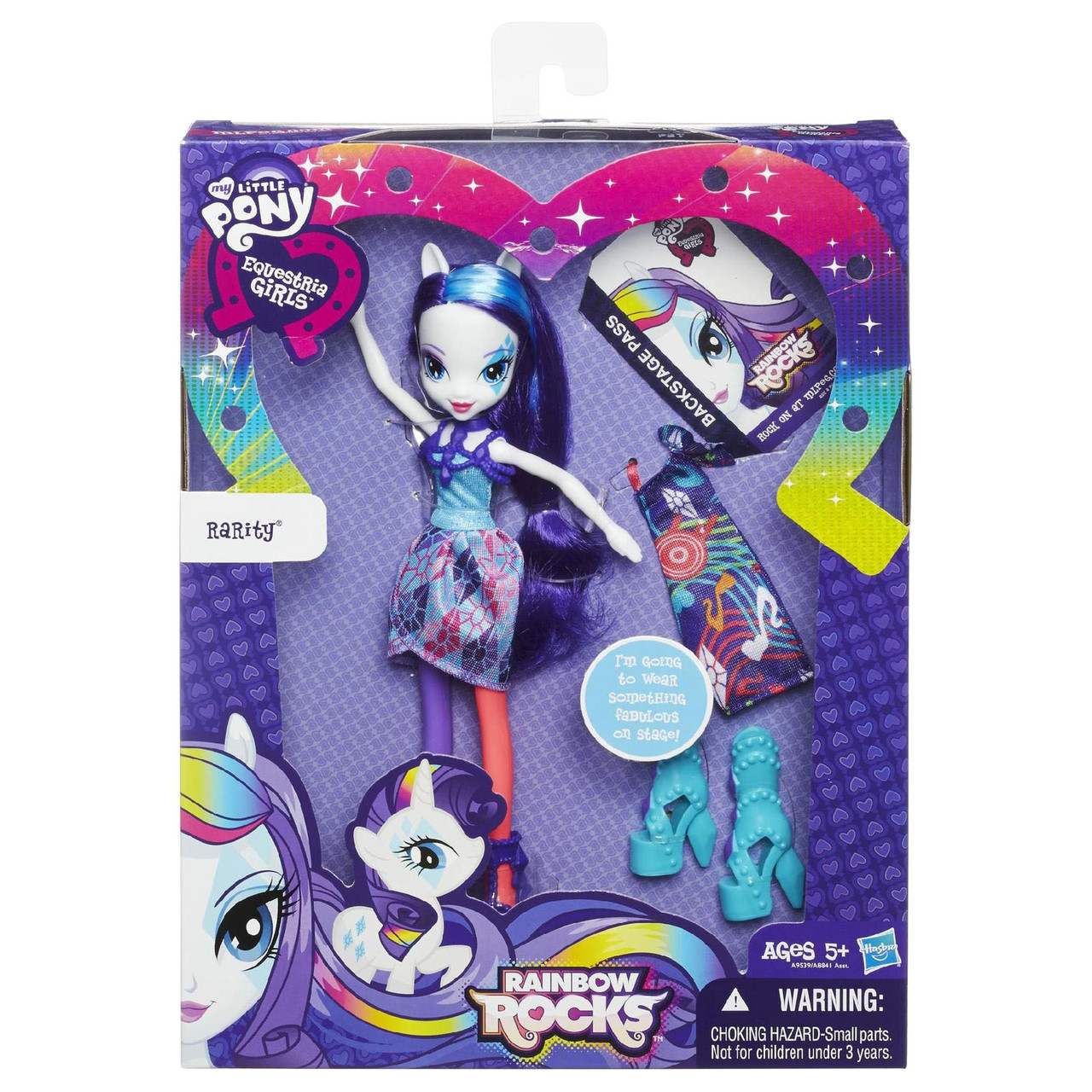 My Little Pony Equestria Girls Кукла Rarity
