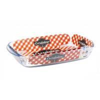 Форма для запекания pyrex o cuisine basic жаропрочное стекло 28х20х5 см (217bc00)