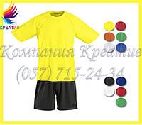 Детская футбольная форма под заказ (от 50 шт.)