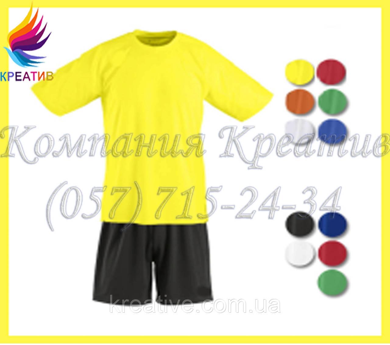 66def8771bb3 Детская футбольная форма под заказ (от 50 шт.) - ООО