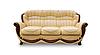 """Кожаный четырехместный раскладной диван """"Джове"""" (240см), фото 5"""