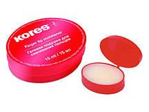 Подушка (дампер) для смачивания пальцев гель KORES K32616