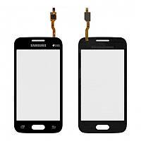 Сенсорный экран для мобильных телефонов Samsung G313HN Galaxy Ace 4, G313HU Galaxy Ace 4 Duos черный
