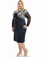 Сукня більшого розміру 48-62, фото 1