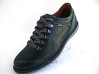 Туфли кожаные  Bumer