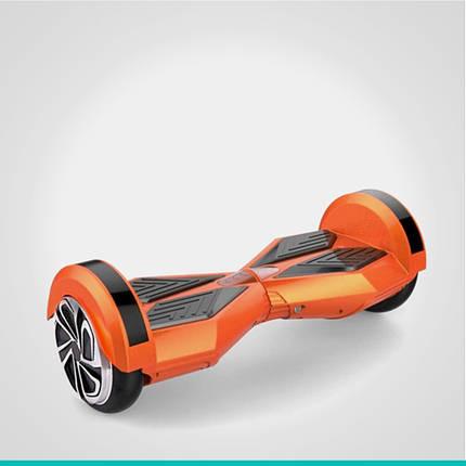 Гироскутер Smartway U5 Led Orange/black, фото 2