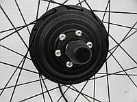 """Мотор-колесо задднее редукторное 36V 350W на 20"""" / 24"""" / 26"""" / 28"""""""