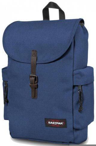 Вместительный рюкзак 18 л. Austin Eastpak EK47B25M синий