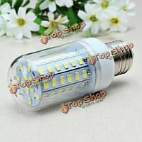 Е27 8вт 1300lm 60smd 5730 LED электрическая лампочка мозоли переменного тока 220-240В